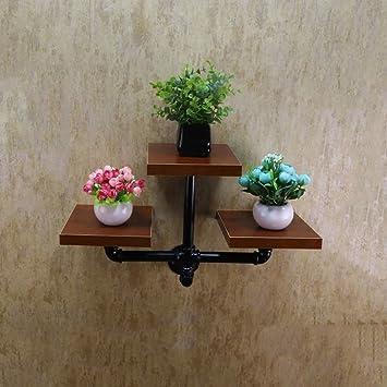 Bucherregale Aus Holz Privatausstellung Wohnzimmerwand   Wand Bucherregal Wanddekoration Regale Wasser Pipe Regale Bedside