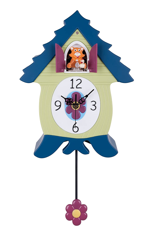 Coo Clock Kitty