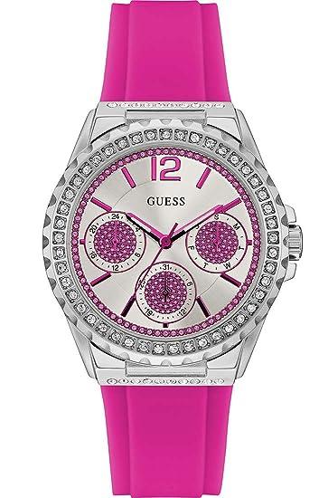 e9a0555fe6dc Reloj Guess - Mujer W0846L2  Amazon.es  Relojes