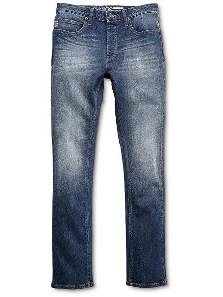 Amazon.com: Etnies E2 - Pantalones vaqueros rectos para ...