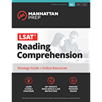LSAT Reading Comprehension: Strategy Guide + Online Tracker (Manhattan Prep LSAT Strategy Guides) (English Edition)