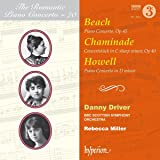 Romantic Piano Concerto 70: Beach, Chaminade & Howell [Hyperion CDA68130]