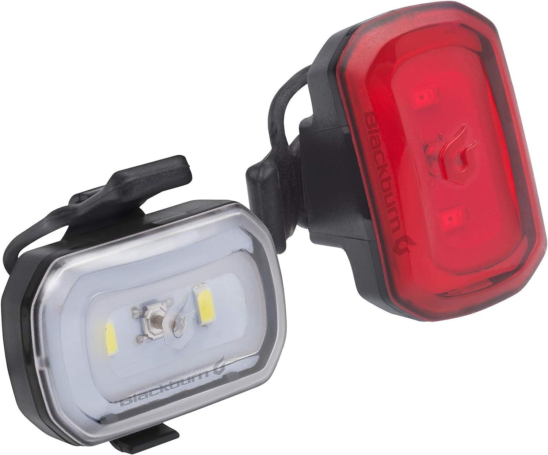 Blackburn Click USB Front + Rear Bike Set Light