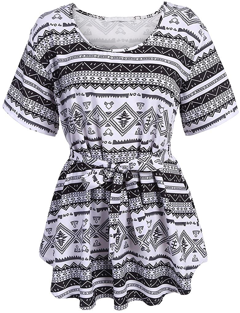 Top 10 wholesale Plus Size Short Sleeve Peplum Top - Chinabrands.com c7a5273e0783