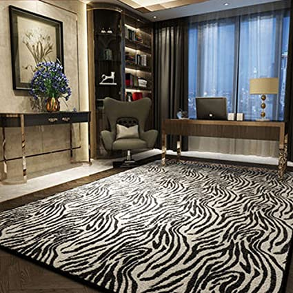 Home Decorators Zebra Rug