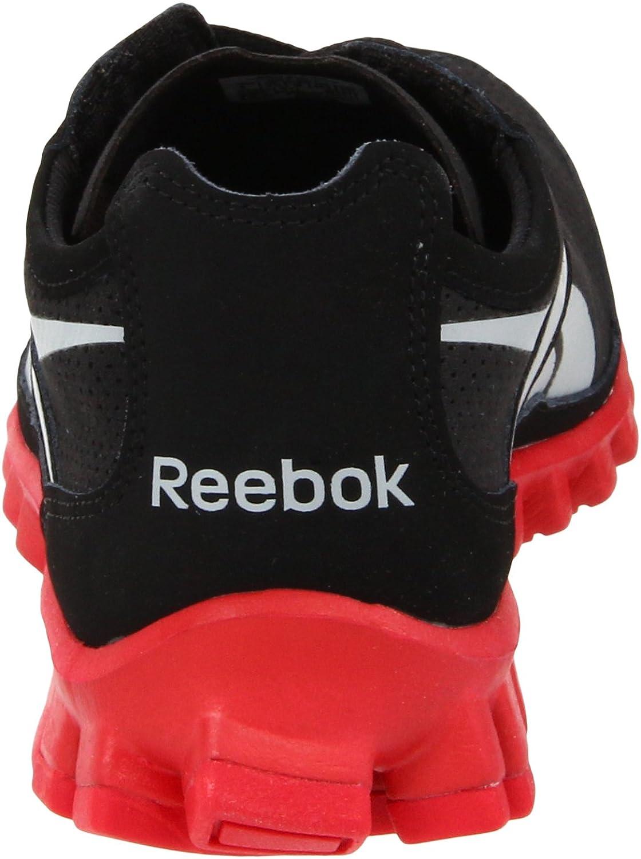 Reebok Realflex Semsket Menns Joggesko Sort CHtqDWtbf