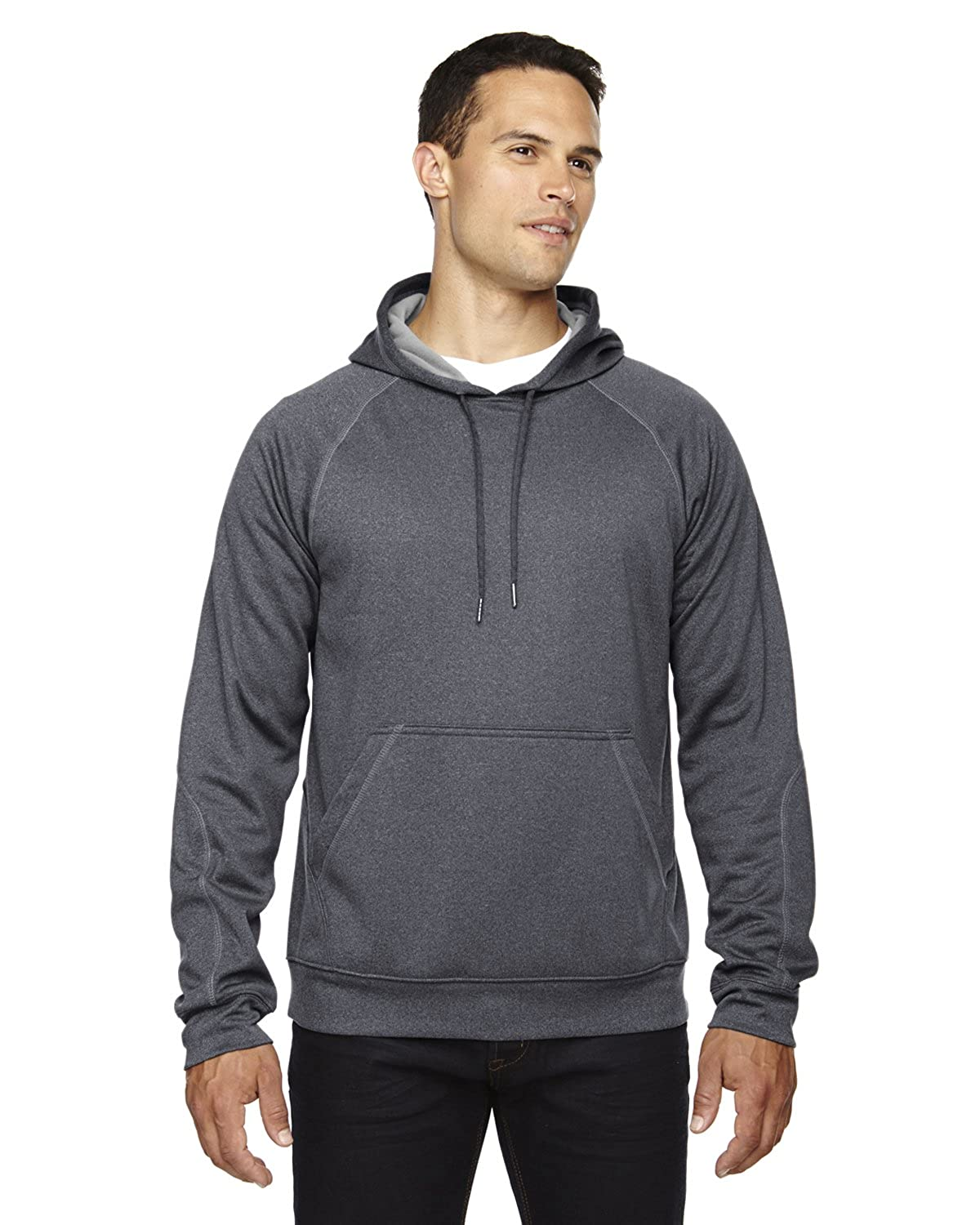 Ash City North End 88164 - PIVOT ADULT PERFORMANCE FLEECE HOODIE Ash City - North End