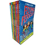 Flying fergus series 8 books collection set pack