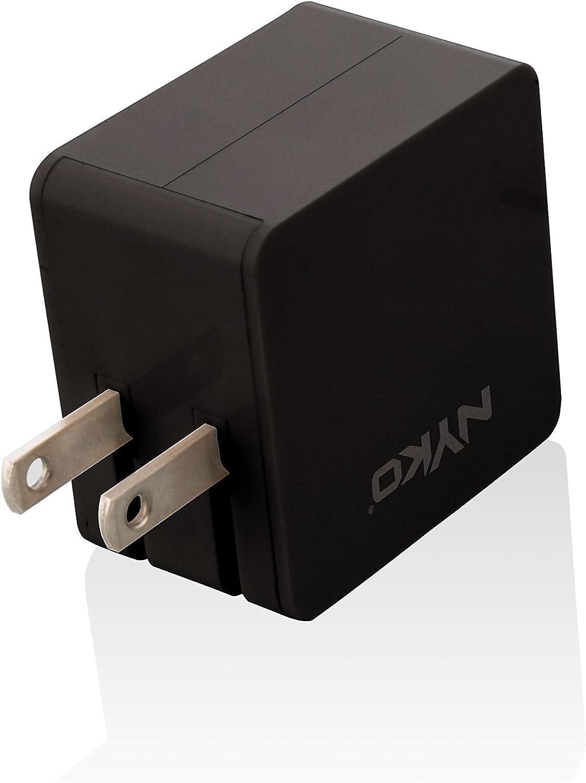 Amazon.com: Nyko Power Kit - USB Type-C/AC Travel Charger ...