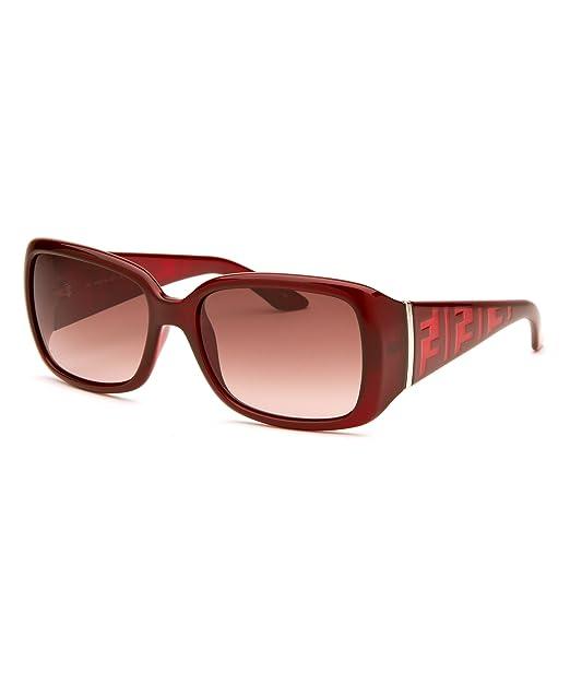 ca7e12cafa059 Fendi Sunglasses - FS5207   Frame  Dark Brown Lens  Brown Gradient   Amazon.ca  Clothing   Accessories