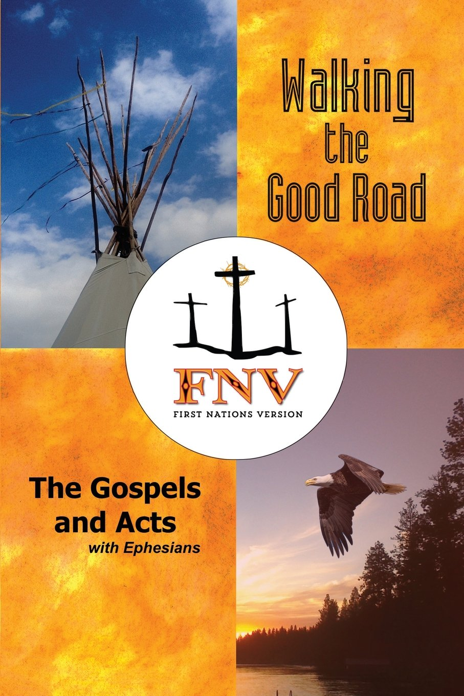 Read Online Walking the Good Road: The Gospels and Acts with Ephesians - First Nations Version PDF