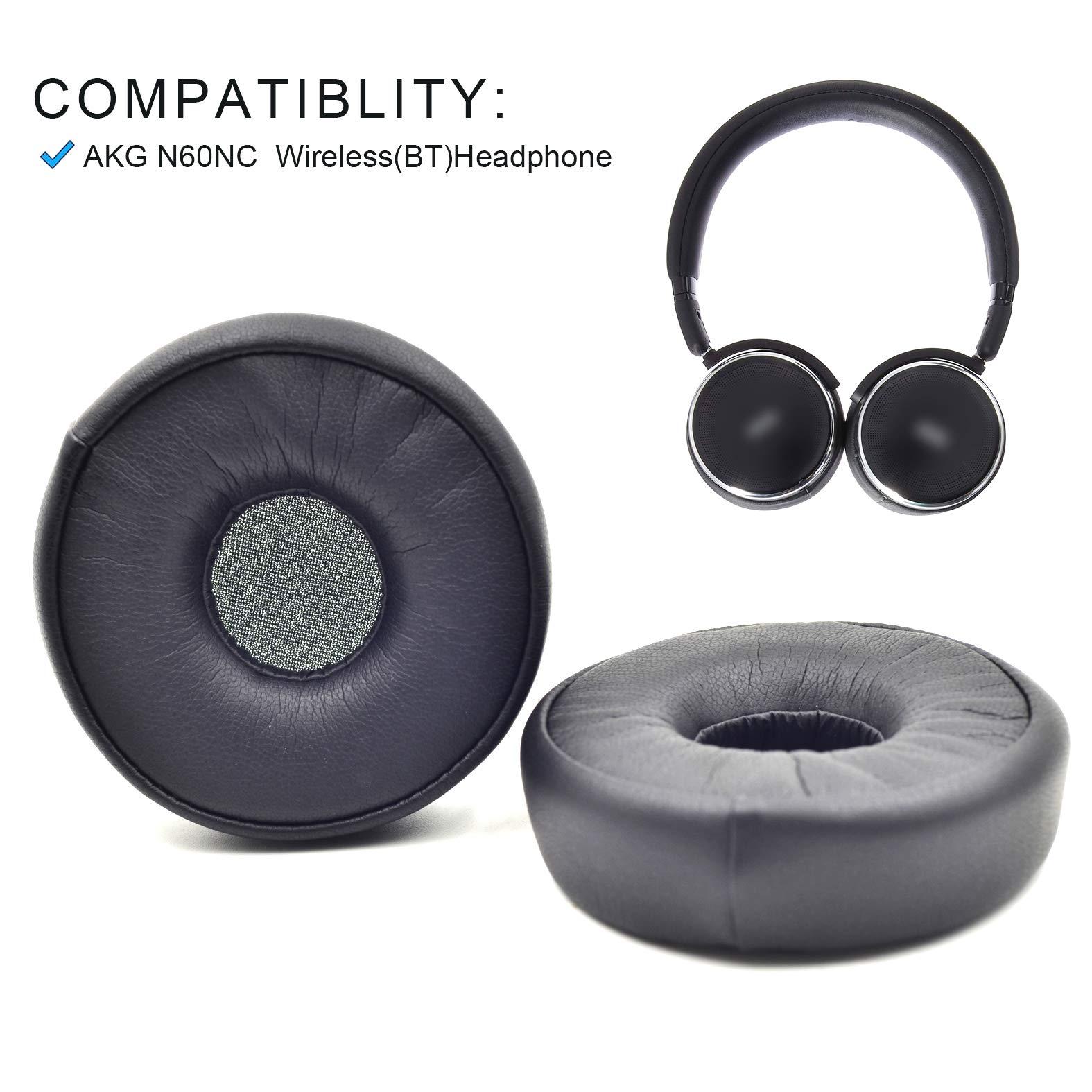 Almohadillas Auriculares AKG N60NC WIRELESS BLUETOOTH (BLACK