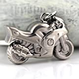 Maycom® 3d Motorcycle Keychain Creative Hot Sale Classic Motorbike Key Chain Ring Keyring Keyfob Key Holder 82521