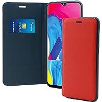 Jkobi Premium Textured Flip Case Cover For Samsung Galaxy M20 -Red