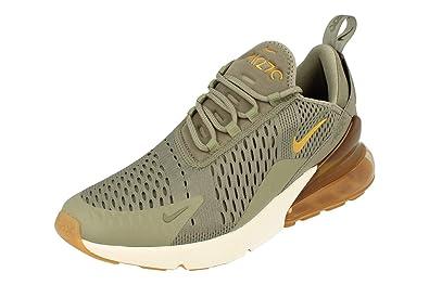 9c95a20ac Amazon.com | Nike Womens Air Max 270 Running Trainers AV8427 Sneakers Shoes  (UK 5.5 US 8 EU 39, Dark Stucco Metallic Gold sail 001) | Road Running