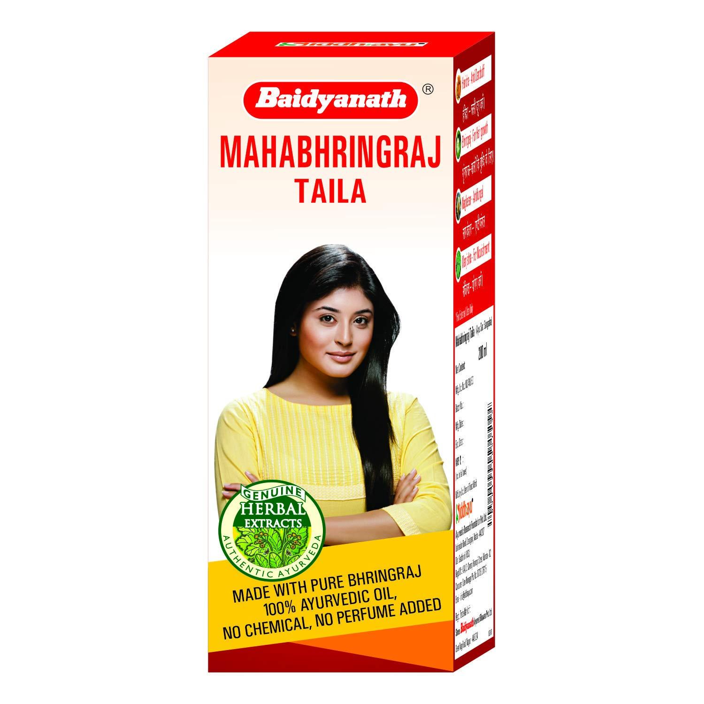 Baidyanath Mahabhringraj Tel 200 ml