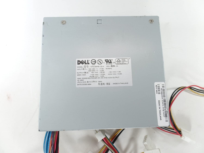 Amazon.com: Dell - 200 Watt Power Supply for Optiplex [NPS-200PB-73M ...