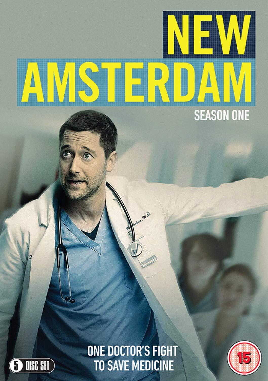New Amsterdam: Season 1 [DVD] [Reino Unido]