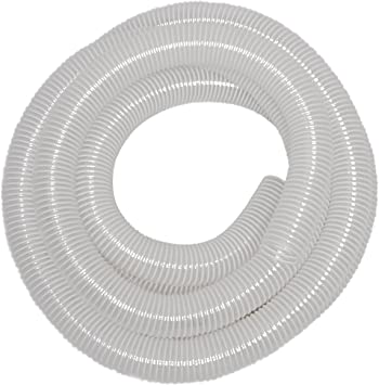 Dct Dust Collection Hose 2 5in X 25ft Flexible Dust Collector Hose For Woodshop Woodworking Tools Wood Sawdust Amazon Co Uk Diy Tools