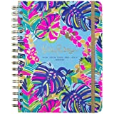 Lilly Pulitzer 2017 Daily Agenda Planner, Large, Exotic Garden