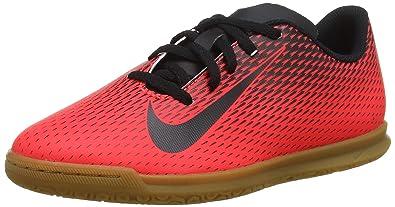 new concept ef8e8 8293d Nike Unisex-Erwachsene Bravatax ii c Fitnessschuhe, Mehrfarbig (Bright  Crimson/Black 601