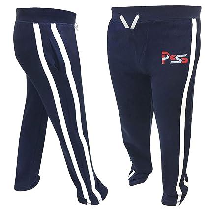 Pantalones de Jogging Chándal Polar de Hombre Para Correr Trotar ...