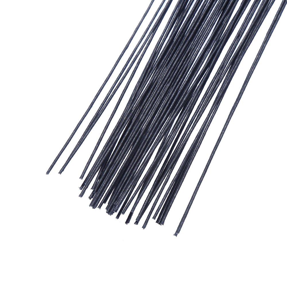 Amazon.com: Decora 20 Gauge White Floral Stem Wire 16 inch, 50/Package