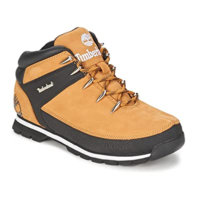 c550642c61 TIMBERLAND 6034A SPLITROCK 2 HIKER NUBUCK WHEAT MENS BOOTS UK 7:  Amazon.co.uk: Shoes & Bags