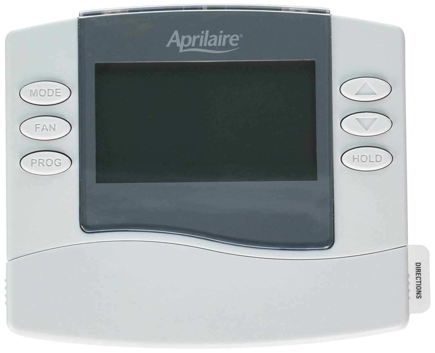 Aprilaire 8463 Thermostat, Programmable Dual Powered ...