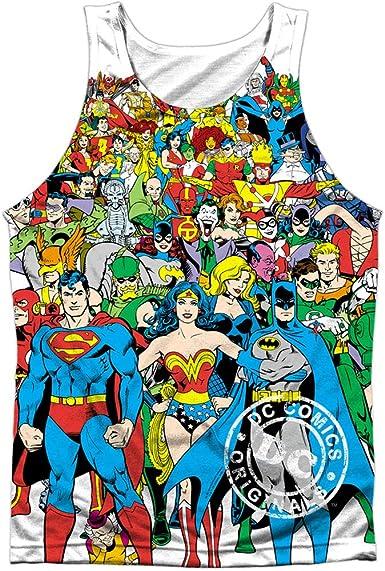 New Various Vests Superman Batman Joker Spider-Man Tank Top Sleeveless Men Shirt
