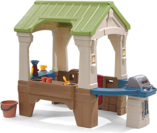 STEP 2- Casa de Juguete/casita, 179.1x95.3x137.2 (The Step2 Company 840900): Amazon.es: Juguetes y juegos