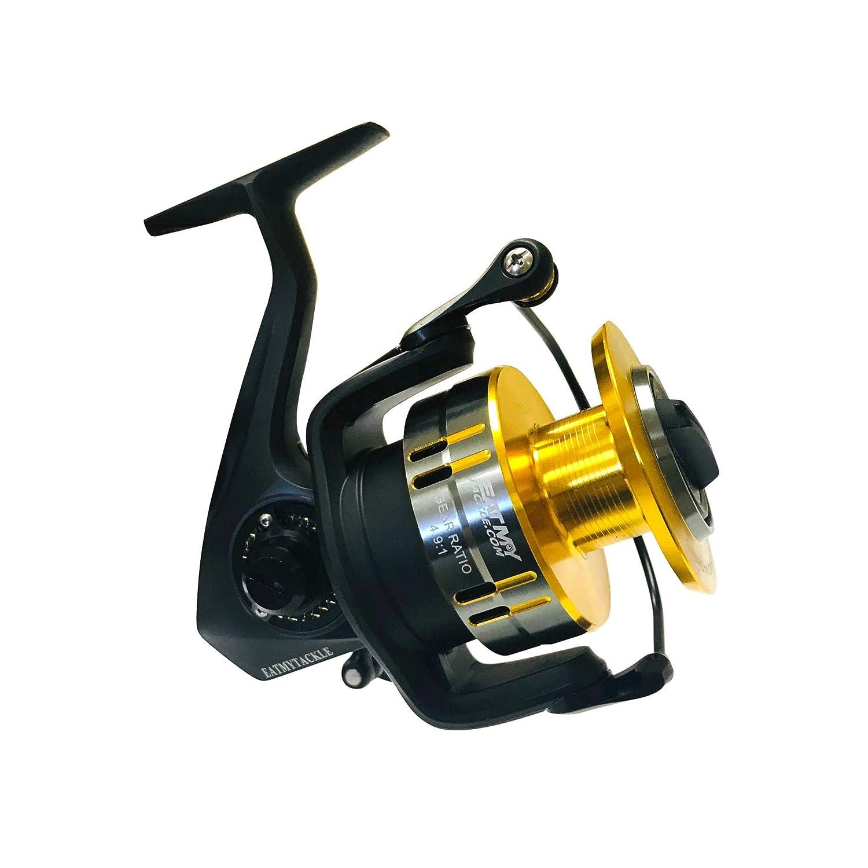 EatMyTackle RTA 7000 Premium Saltwater Fishing Reel