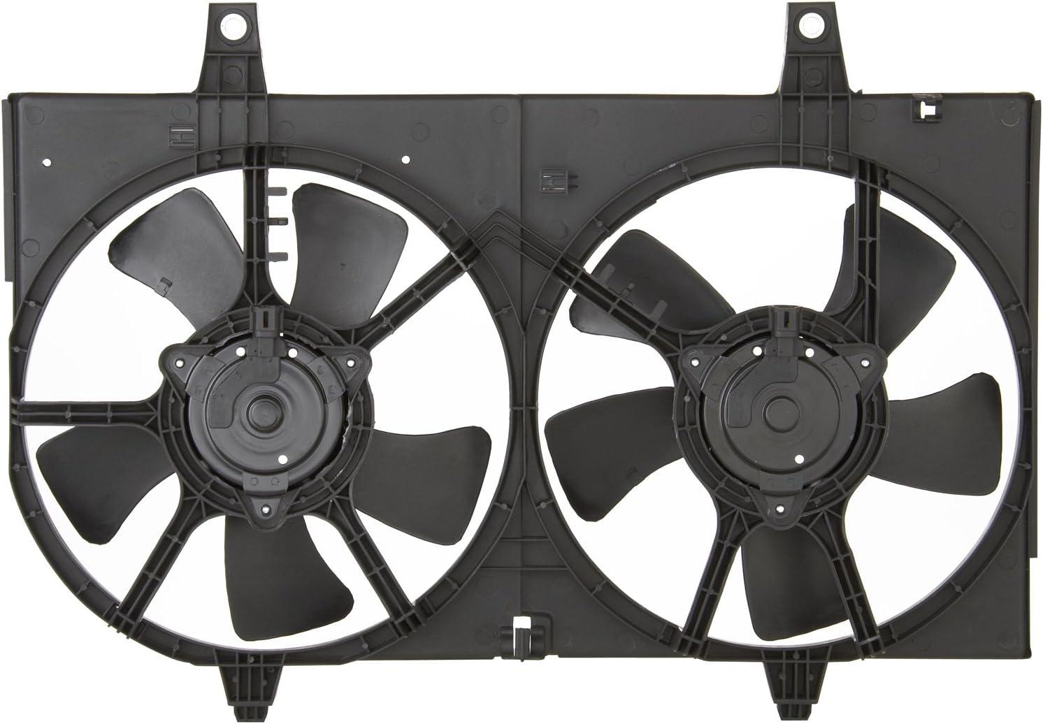 Spectra Premium CF23004 Dual Radiator Fan Assembly