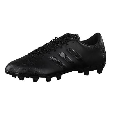 1612288f423 Adipure 11Pro Black Pack TRX FG Football Boots - Size 12  Amazon.co.uk   Shoes   Bags