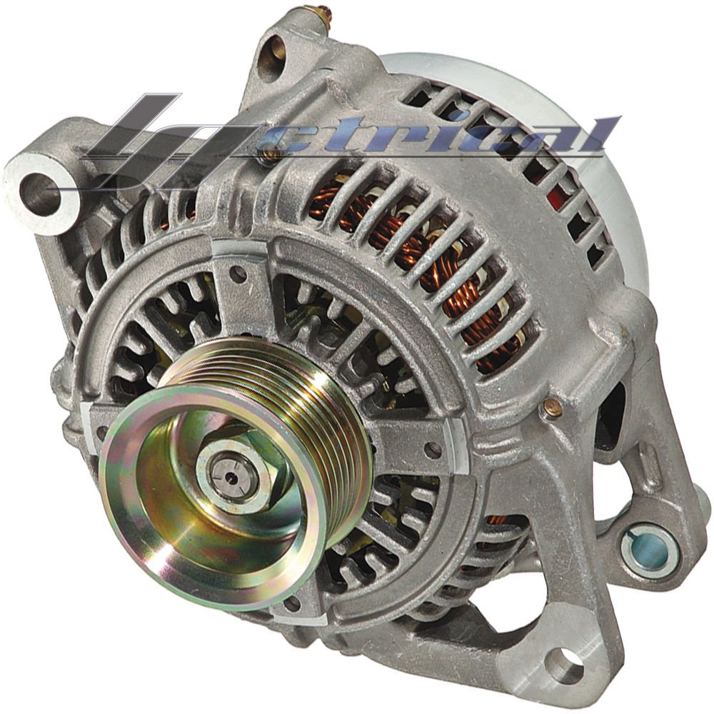 Lactrical High Output 160amp Alternator For Jeep 1996 Grand Cherokee Wiring Harness Wrangler Comanche Pickup 1991 91 1992 92 1993 93 1994 94 1995 195