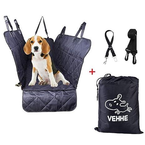 Amazon.com: VEHHE - Funda para asiento de coche para mascota ...