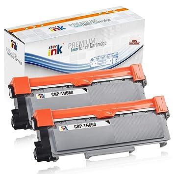 Starink - Cartucho de tóner Compatible para impresoras HL-L2320D ...