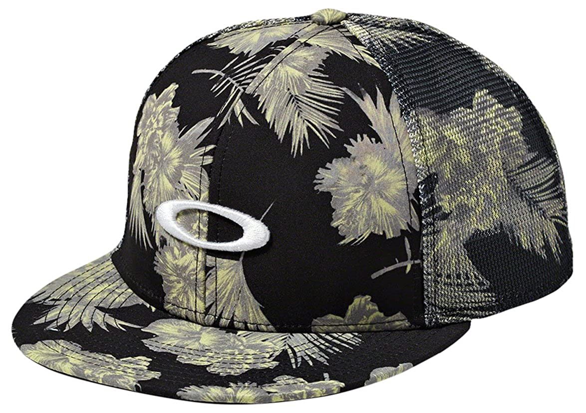 Amazon.com  Oakley Men s Mesh Sublimated Hat 5fb896c0cdf
