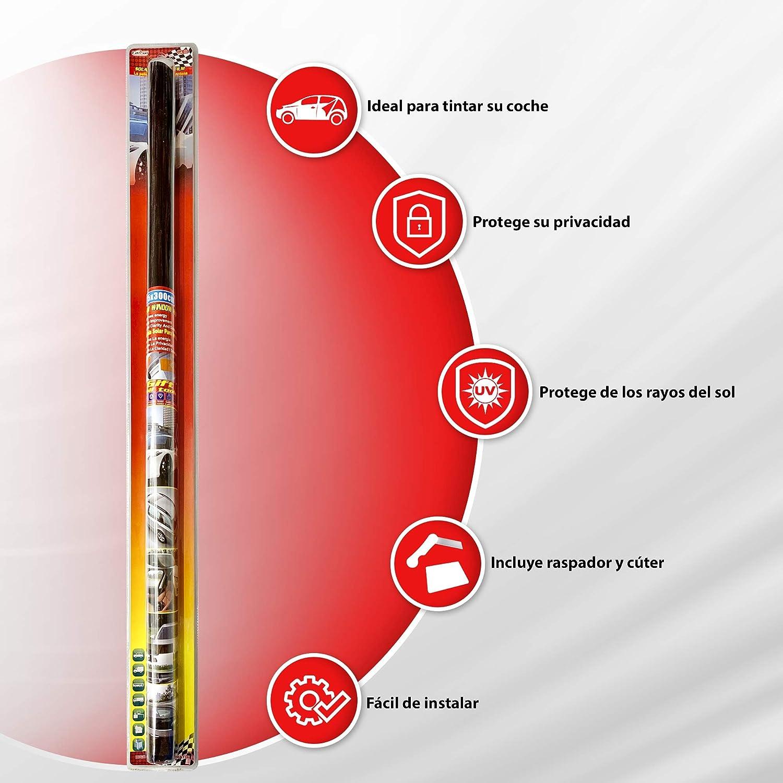 Amazon.es: Lamina Solar Coche 300 cm De Lamina para Tintar ...