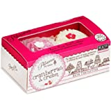 Rose & Co Patisserie de Bain Cranberries and Cream Tartlette Gift Set  - Pack of 2