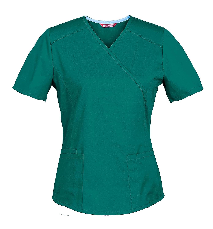 TAILORS Donna Divise da Lavoro Medico Infermiera Sanitario