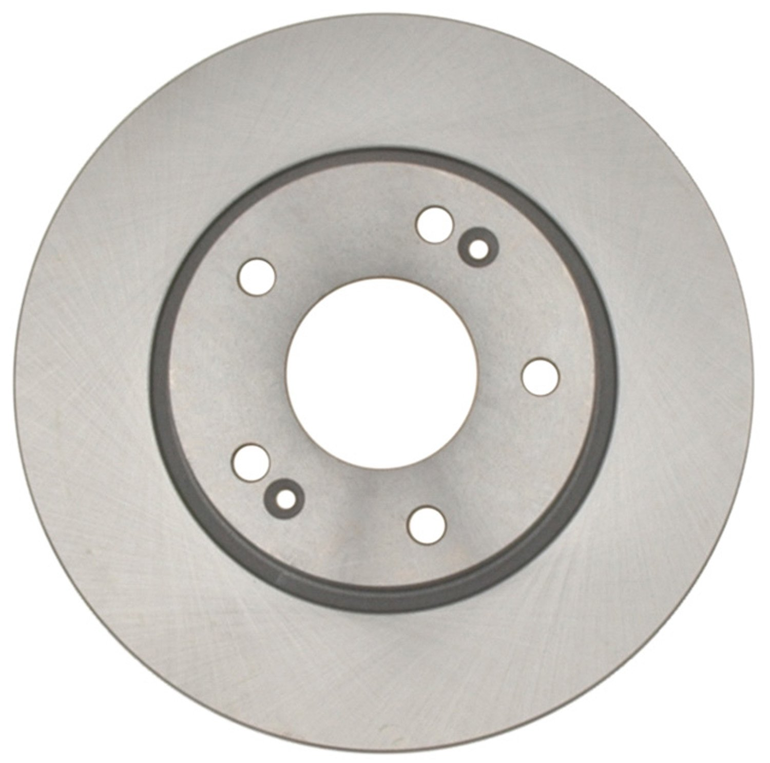 ACDelco 18A2459A Advantage Non-Coated Front Disc Brake Rotor