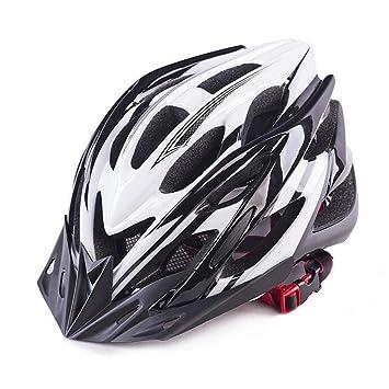 HAOXUAN Casco Uno De Ciclismo Bicicleta Moldeo Sombreros, Casco De ...