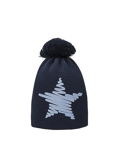 ac39faeb446 Döll Bonnet en tricot - Bleu - 47 cm  Amazon.fr  Vêtements et ...