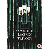 Complete Matrix Trilogy [DVD] [1999]