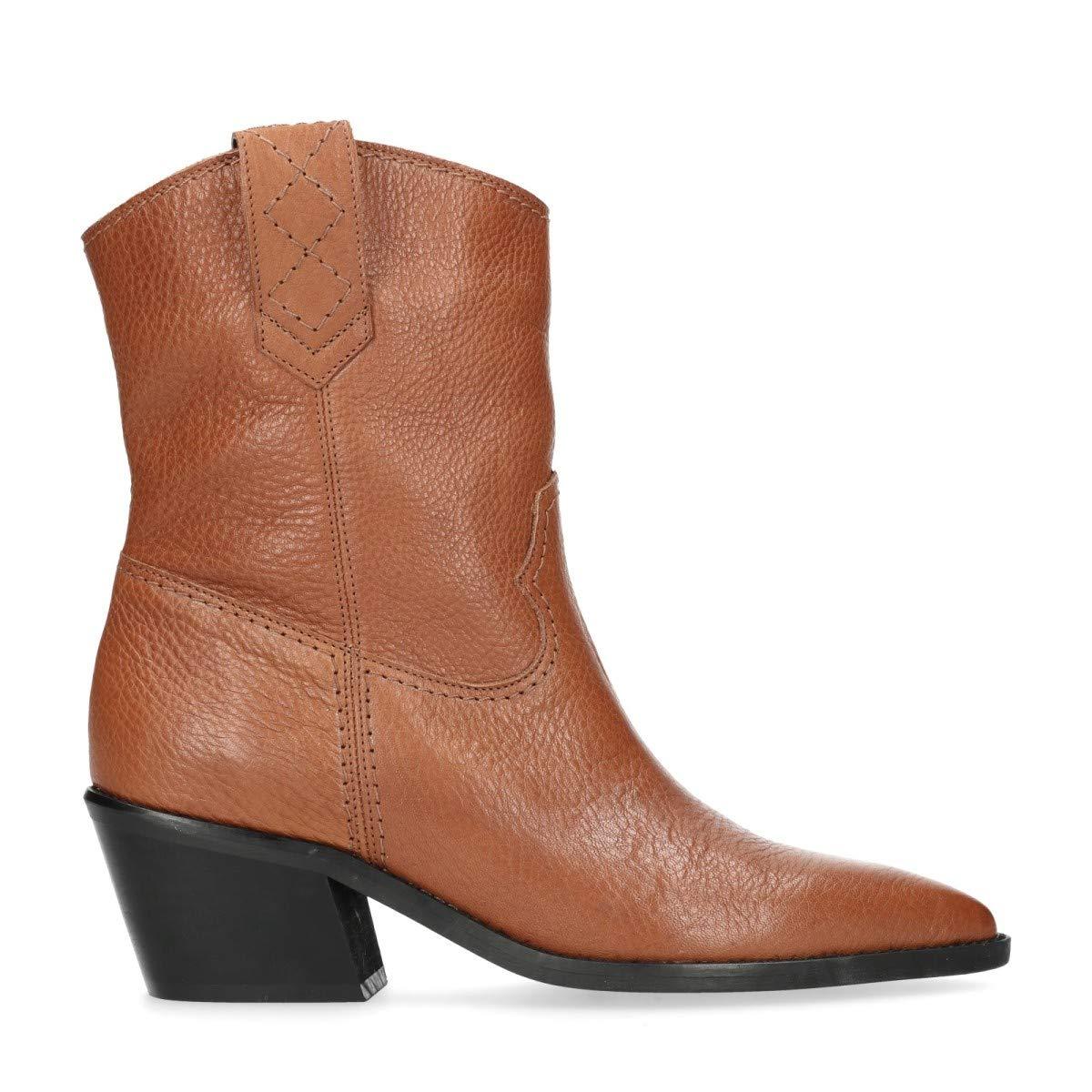 new styles 88ce2 84e9d Sacha Schuhe Damen Cowboystiefel Western Leder Farbe Schwarz ...