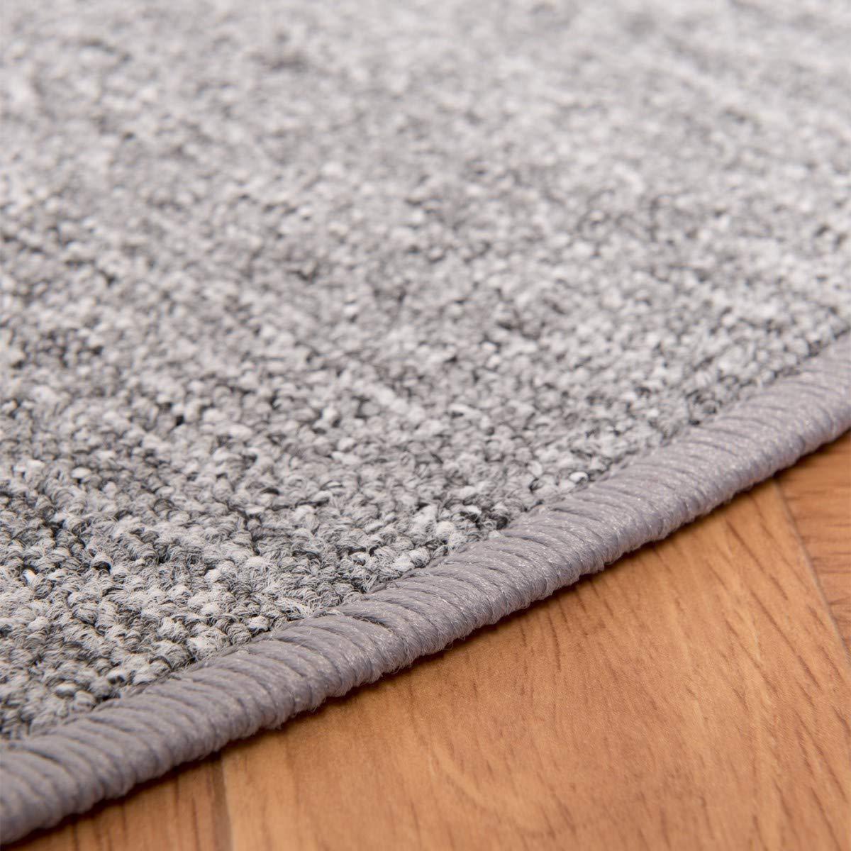 Havatex Schlingen Teppich Torronto Torronto Torronto rund - schadstoffgeprüft und pflegeleicht   robust strapazierfähig   für Flur Wohnzimmer Schlafzimmer, Farbe Blau, Größe 160 cm rund B00B66GXAI Teppiche 5dc429