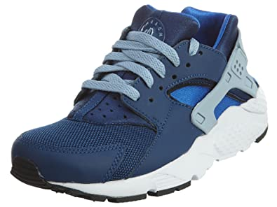 de99b29999f6b ... good nike kids huarache run gs coastal blue blue grey youth size 3.5  fb569 95361
