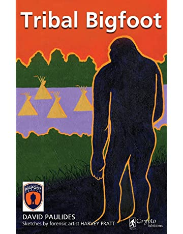 Tribal Bigfoot 2017 Bw Edition David Paulides 9780888390219