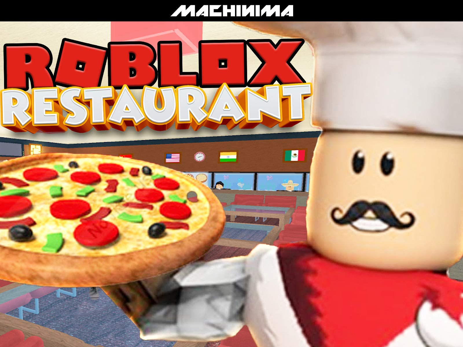 Amazon com: Watch Clip: Roblox Restaurant | Prime Video